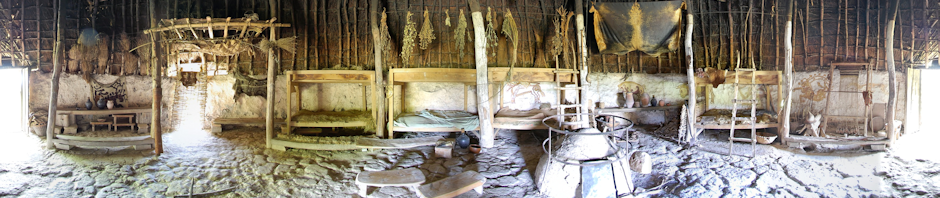 ATC Iron Age Roundhouse