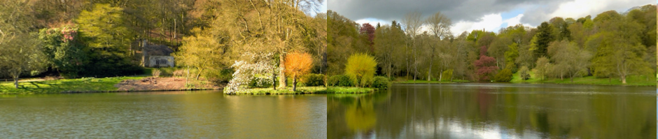 Stourhead – a week in Spring