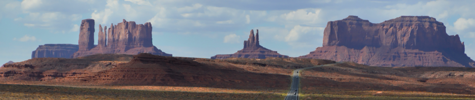 Monument Valley National Park – Arizona and Utah