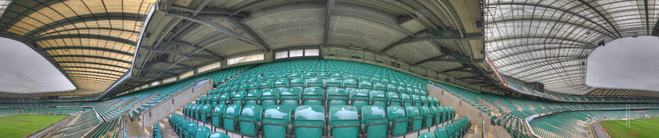 Seat Locations - Twickenham