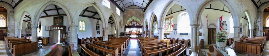 St Mary & St Bartholomew, Cranborne