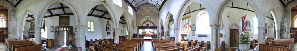 St Mary and St Bartholomew