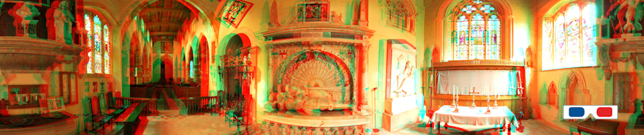St Marys 3D Panorama
