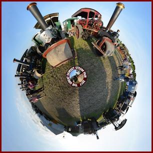 The Great Dorset Steam Fair 2017