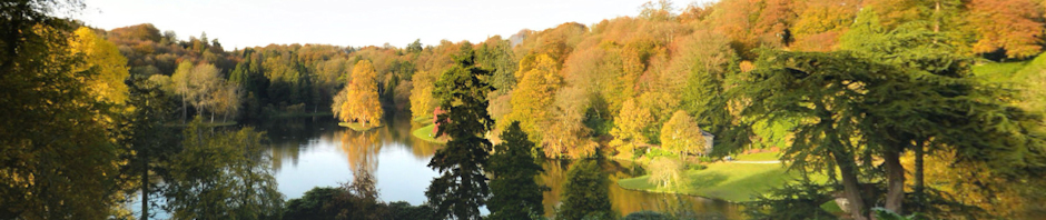 Stourhead - Four Seasons