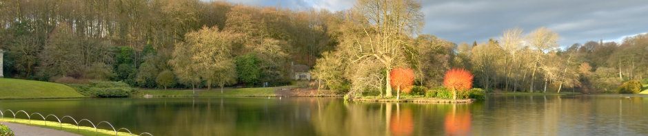 Stourhead in Winter