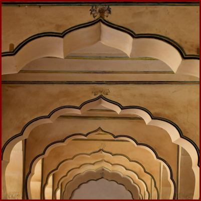 Amber Fort Photo