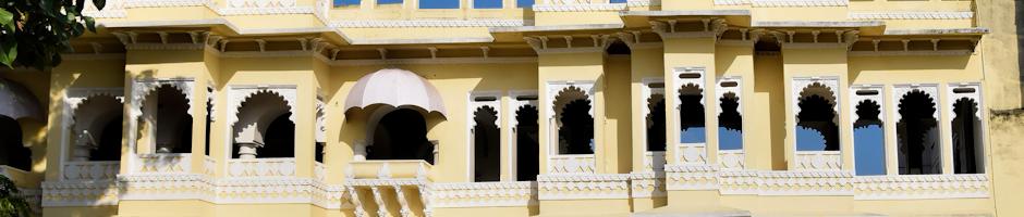 Real Exotic Marigold Hotel - Khempur