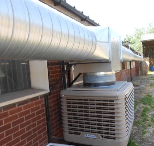Boar house ventilation 2